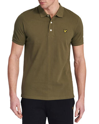 Lyle & Scott Polo Shirt Lichen Green