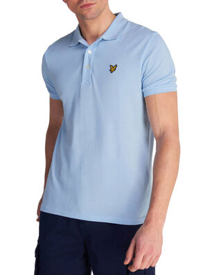 Lyle & Scott Polo Shirt Pool Blue