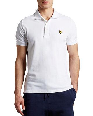 Lyle & Scott Polo Shirt White