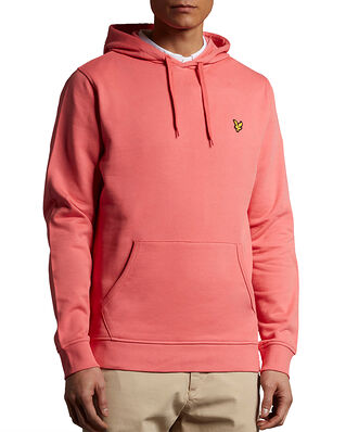 Lyle & Scott Pullover Hoodie Punch Pink