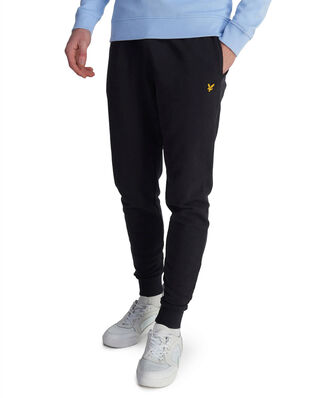 Lyle & Scott Skinny Sweatpant Jet Black