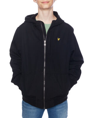 Lyle & Scott Junior Soft Shell Jacket Black