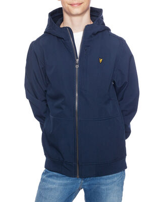 Lyle & Scott Junior Soft Shell Jacket Navy Blazer