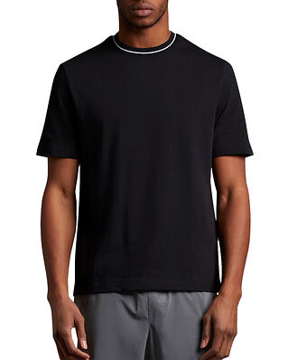 Lyle & Scott Tipped T-shirt Jet Black