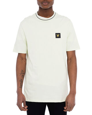 Lyle & Scott Casual Tipped T-shirt Lucid Green
