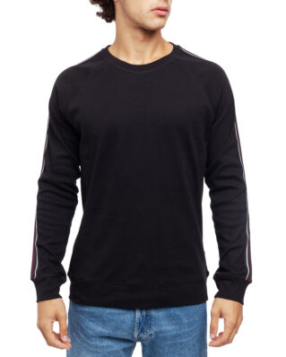 Mads Norgaard Cotton Rib Stelt Tape Black