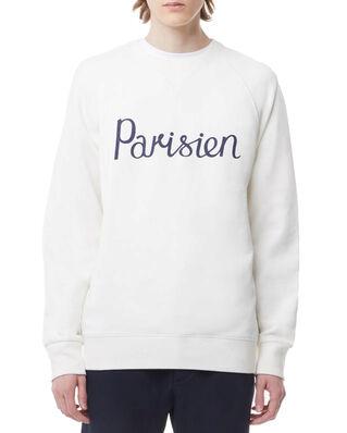 Maison Kitsuné Sweatshirt Parisien Latte