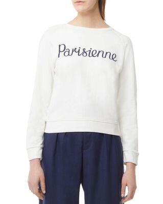 Maison Kitsuné Sweatshirt Parisienne Latte