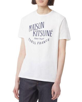 Maison Kitsuné Tee-Shirt Palais Royal Latte