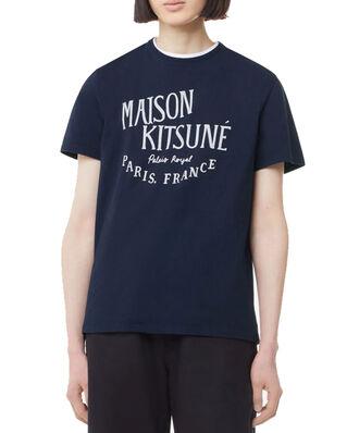 Maison Kitsuné Tee-Shirt Palais Royal Navy