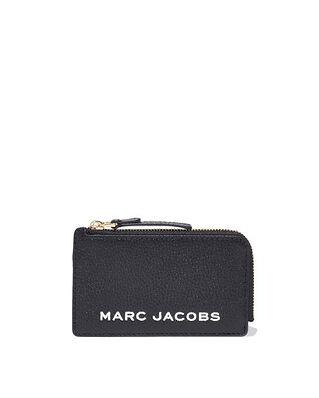 Marc Jacobs Small Top Zip Wallet New Black