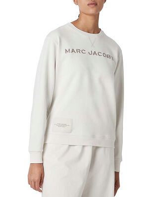 Marc Jacobs The Sweatshirt Chalk