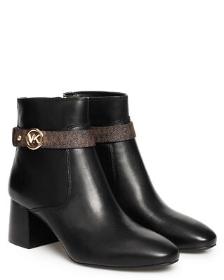 Michael Kors Abigail Flex Bootie Black/Brown