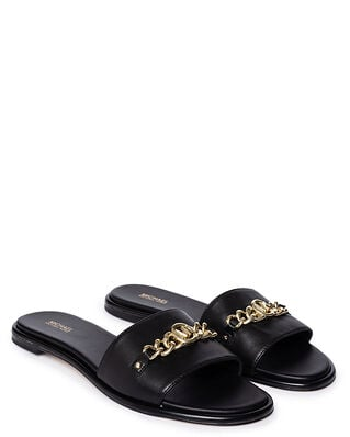 Michael Kors Rina Slide Black