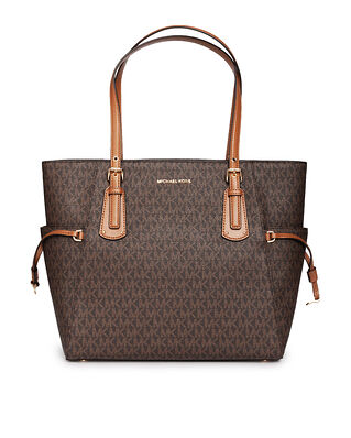 Michael Kors Voyager EW Tote Brown