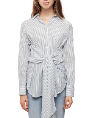 MM6 Maison Margiela Multi-Wear Shirt Stripe White