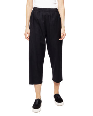 MM6 Maison Margiela Relaxed Fit Trousers Black