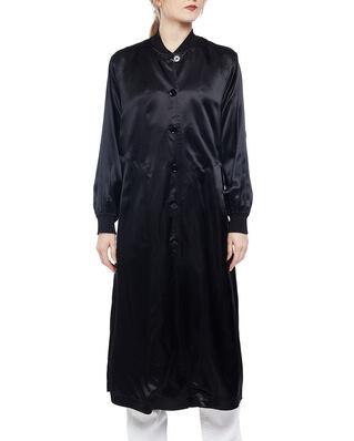 MM6 Maison Margiela Multi-Wear Dress Coat Black