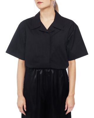 MM6 Maison Margiela Short Sleeve Shirt Black