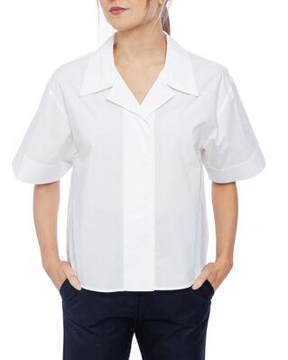 MM6 Maison Margiela Short Sleeve Shirt White