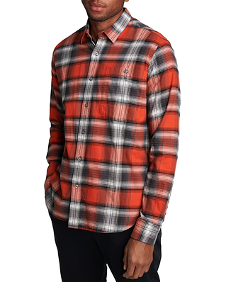 Peak Performance Moment Flanell Shirt Red