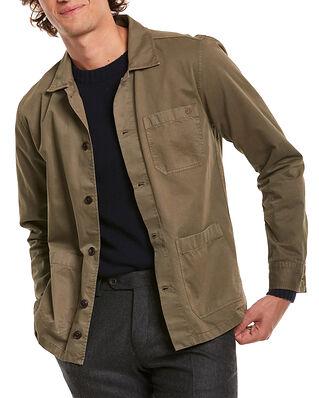 Morris Arden Shirt Jacket Olive