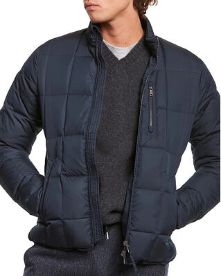 Morris Blain Lt Down Jacket  Blue