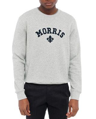 Morris Keaton Sweatshirt Grey
