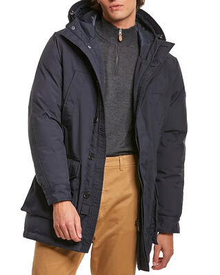 Morris Newport Parka Old Blue