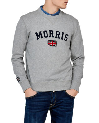 Morris Brown Sweathshirt Grey