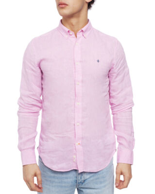 Morris Douglas Shirt 30 Lt Pink