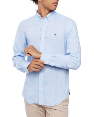Morris Douglas Shirt 55 Light Blue