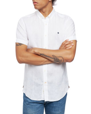 Morris Douglas SS Button Down Shirt 01 White