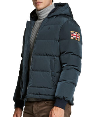 Morris Duncan Down Jacket Blue