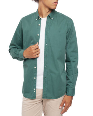 Morris Kane Button Down Shirt 72 Green