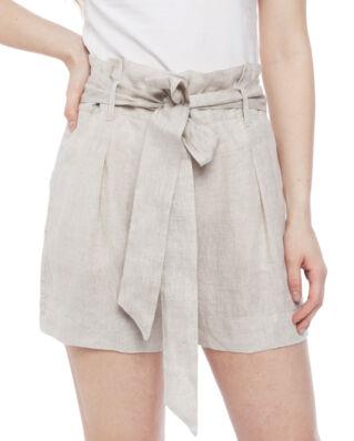 Morris Lady Elba Linen Shorts 05 Khaki