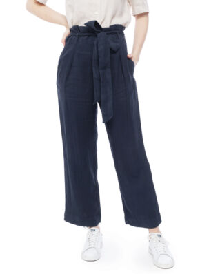 Morris Lady Elba Linen Trousers 63 Blue