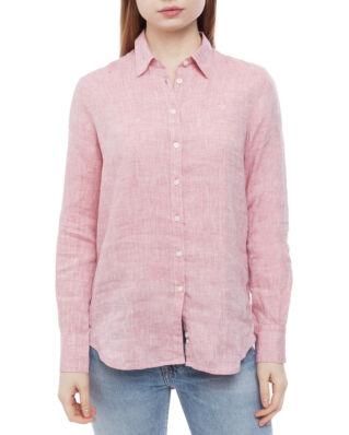 Morris Lady Kirsten Linen Shirt 32 Pink