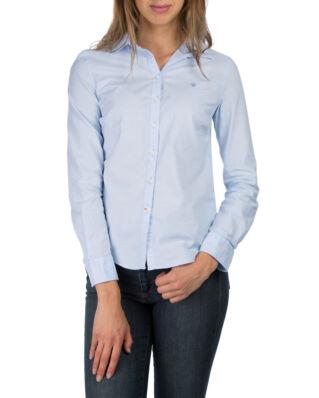 Morris Lady Lily Oxford Shirt Light Blue