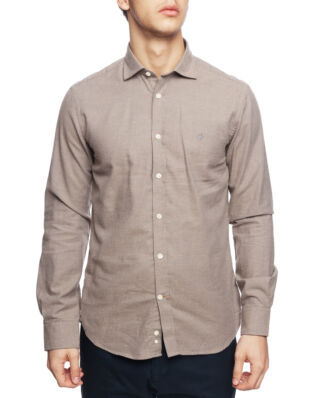 Morris Lloyd Spread Collar Shirt Grey