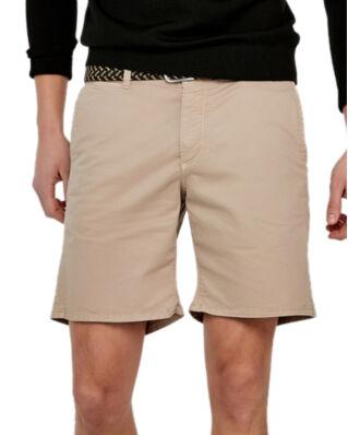 Morris Lt Twill Chino Shorts 05 Khaki