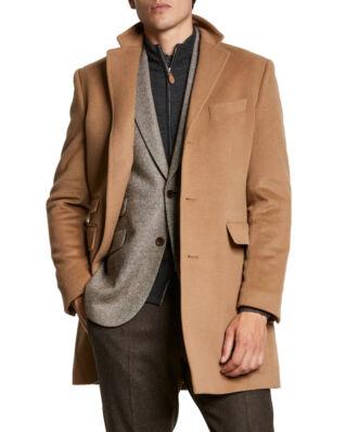 Morris Wesley Coat Camel