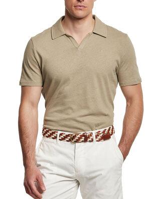 Morris Delon Jersey Shirt Olive