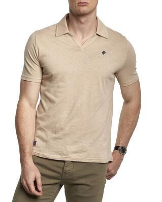 Morris Delon Ss Jersey Shirt 06 Khaki