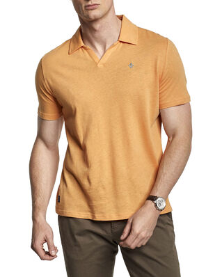 Morris Delon Ss Jersey Shirt 21 Orange