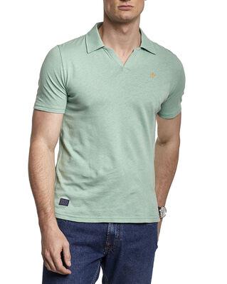 Morris Delon Ss Jersey Shirt 70 Green