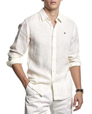 Morris Douglas Linen Shirt 01 White