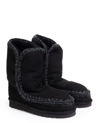Mou Eskimo Boot 24 Cm Black/Black