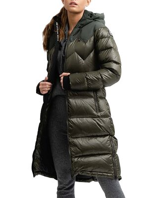 Mountain Works Cocoon Down Coat Military