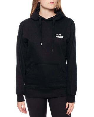 Mucker x Zoovillage Hoodie ZooMucker Black